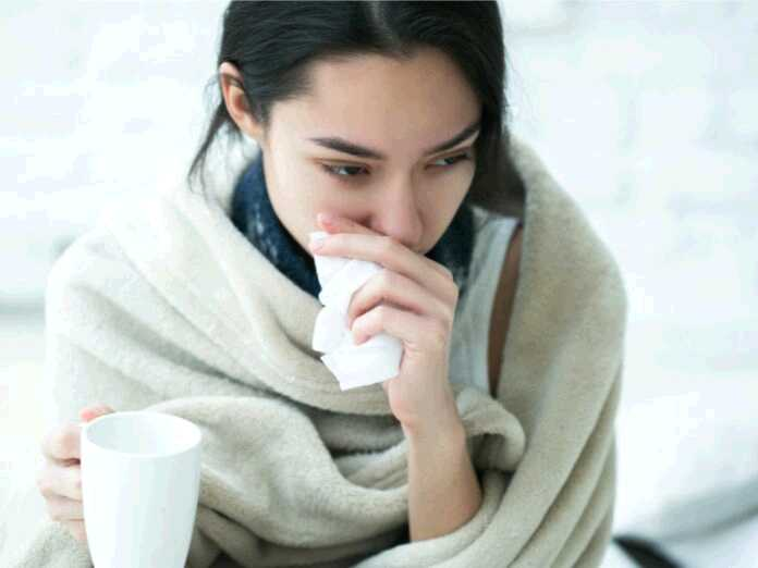 can a simple cold lead to hearing loss?