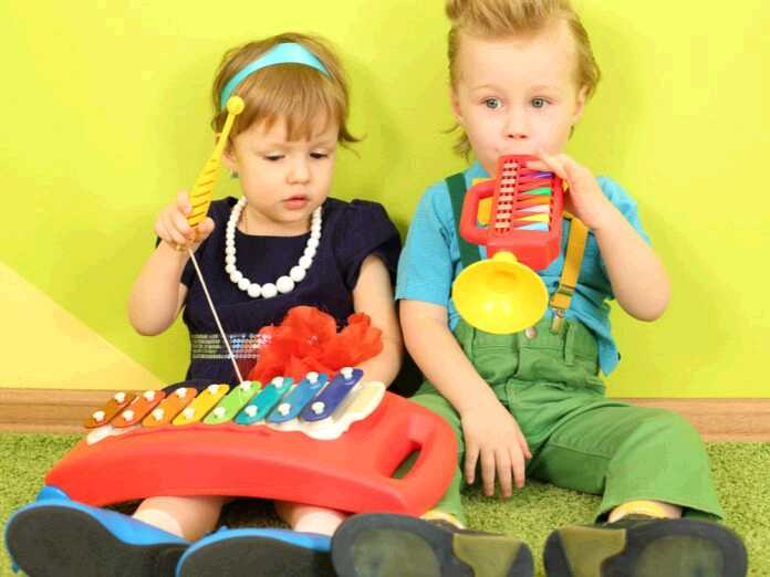 loud toys cause hearing loss