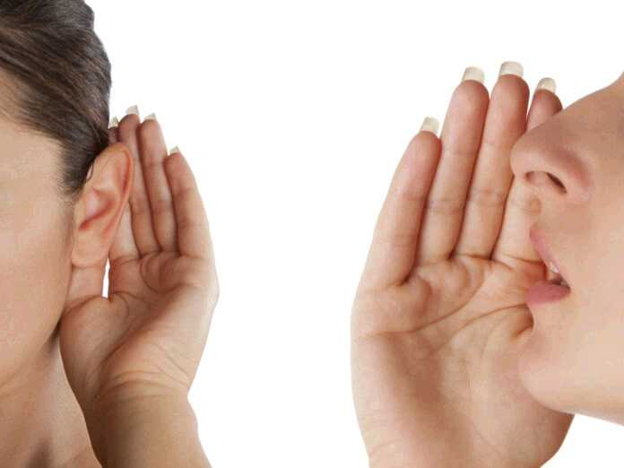 how to test yourself for hearing loss
