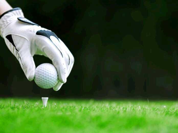 golfing and hearing loss