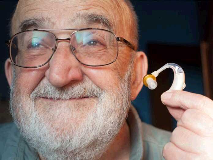 hearing loss and vision decline