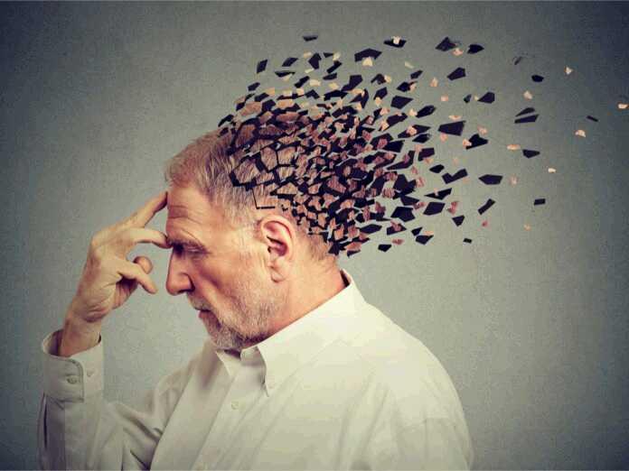 brain volume loss