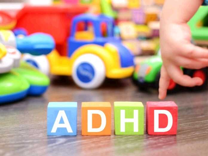 link between ADHD and hearing loss in children
